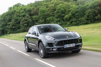 Porsche distribution roadshow itw 2