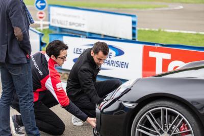 Porsche distribution roadshow itw 6