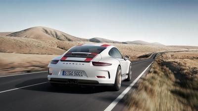 Porsche gene ve 2016 911 r 2