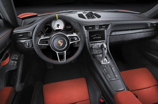 Porsche gt3 rs 10