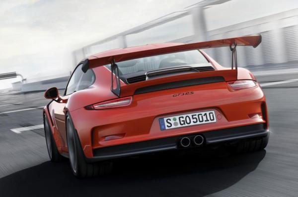Porsche gt3 rs 12