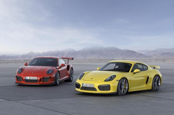 Porsche gt3 rs 2