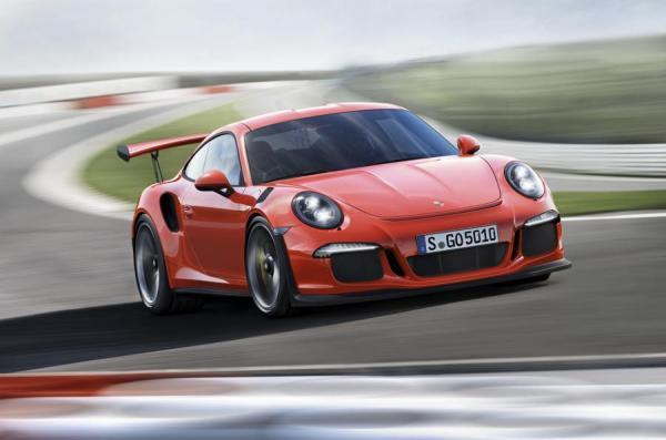 Porsche gt3 rs 4