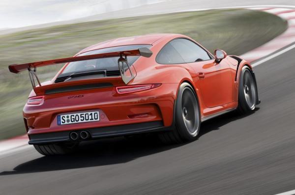 Porsche gt3 rs 5
