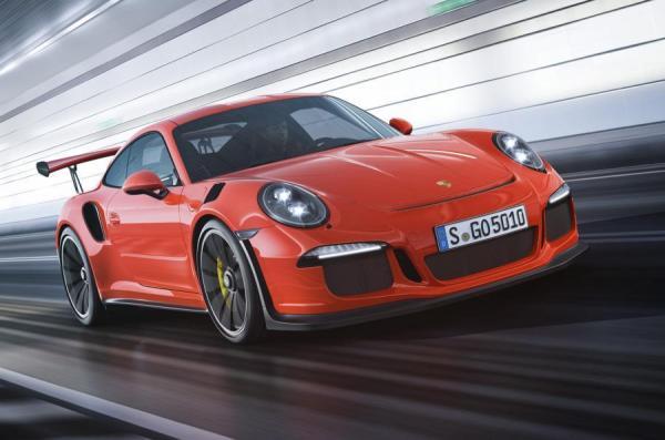 Porsche gt3 rs 7