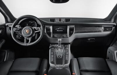 Porsche macan turbo avec pack performance 6