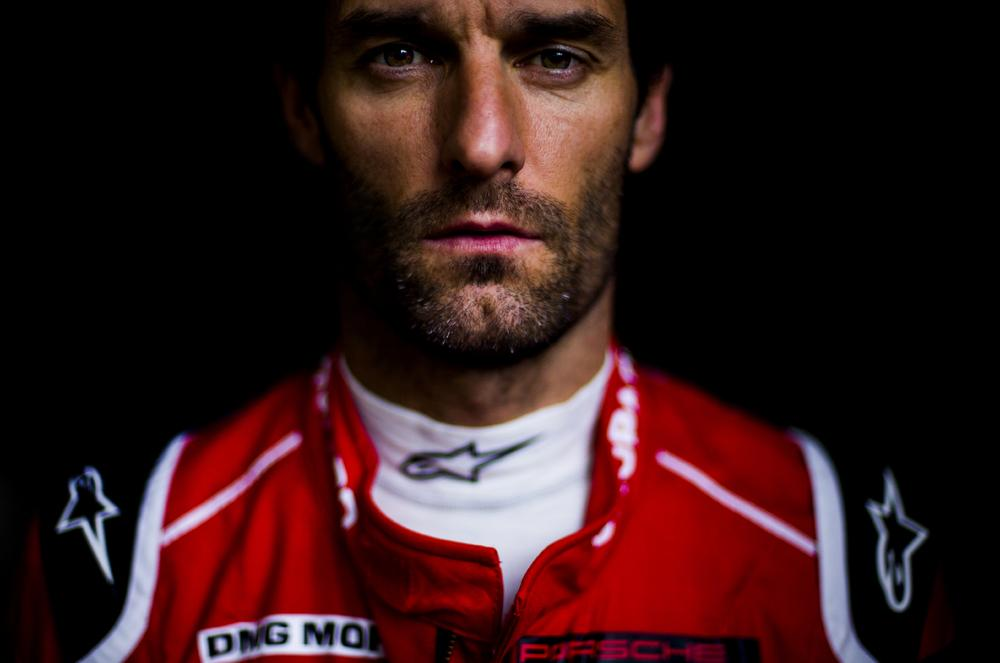 Porsche mark webber