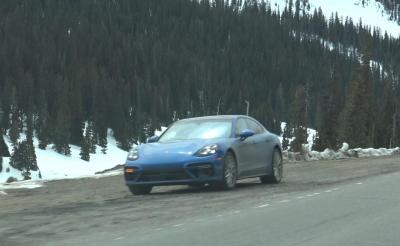 Porsche pana 1