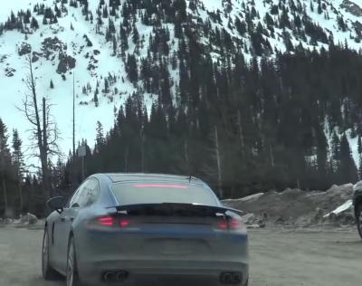 Porsche pana 3