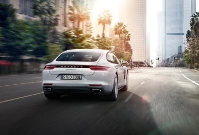 Porsche panamera 4 e hybrid 2