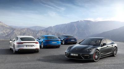 Porsche panamera 4 e hybrid 4