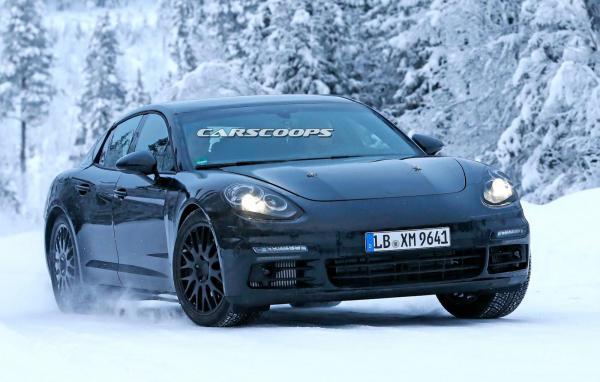 Porsche panamera gen 2 bis