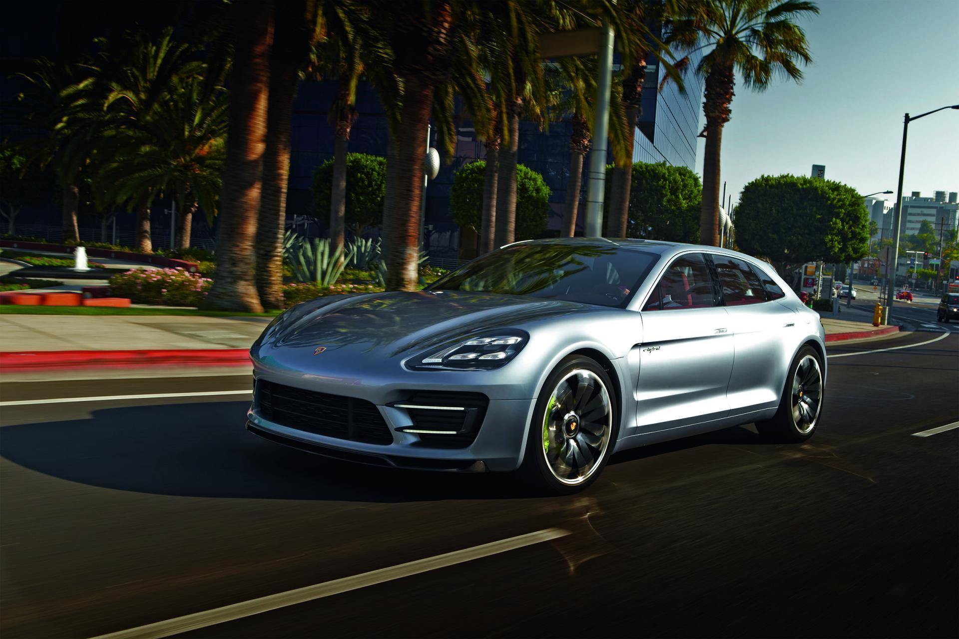 Porsche panamera sport turismo 1