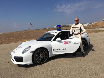 Porsche record vitesse