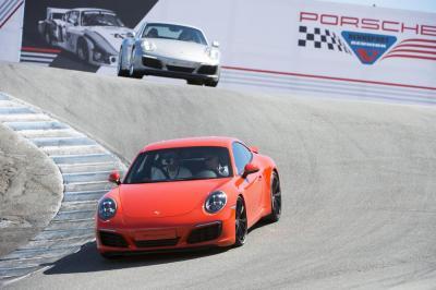 Porsche rennsport reunion laguna seca