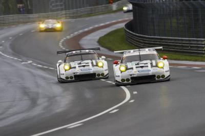 Porsche rsr 92 et 91