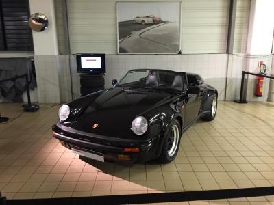 Porsche speedster turbolook
