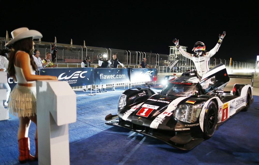Porsche timo bernhard