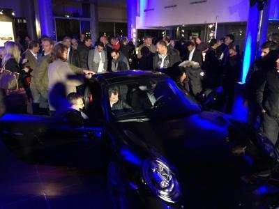 Porsche ve lizy nouvelle 991 a