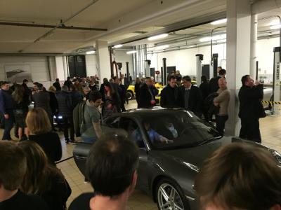Porsche ve lizy nouvelle 991 b