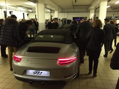 Porsche ve lizy nouvelle 991 d