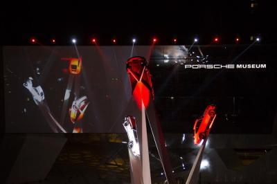 Porscheplatz sculpture 4