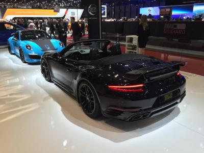 Techart gene ve 2016 porsche 4