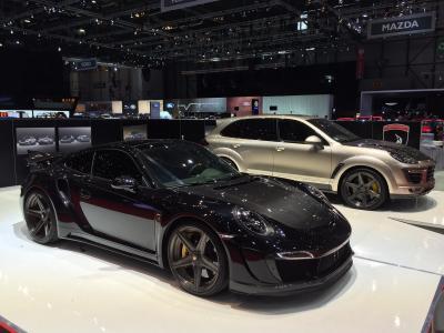 Top car gene ve 2016 porsche