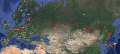 Tour du monde 928 1