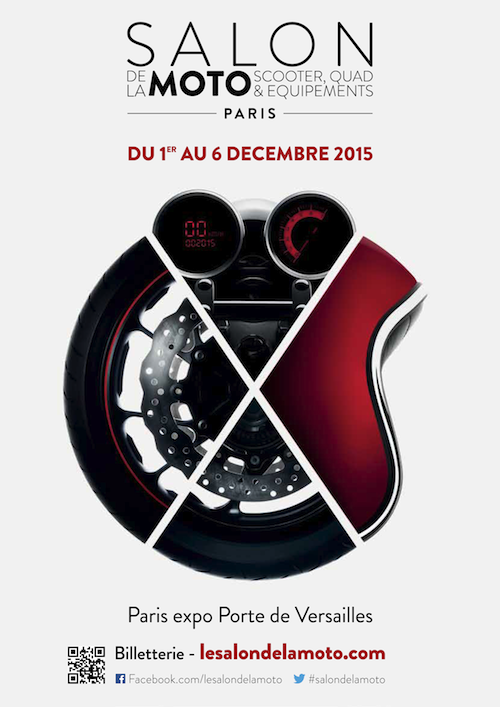 Salon de la moto Paris
