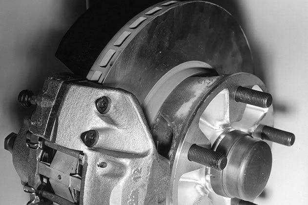 0 freins a disque ventiles