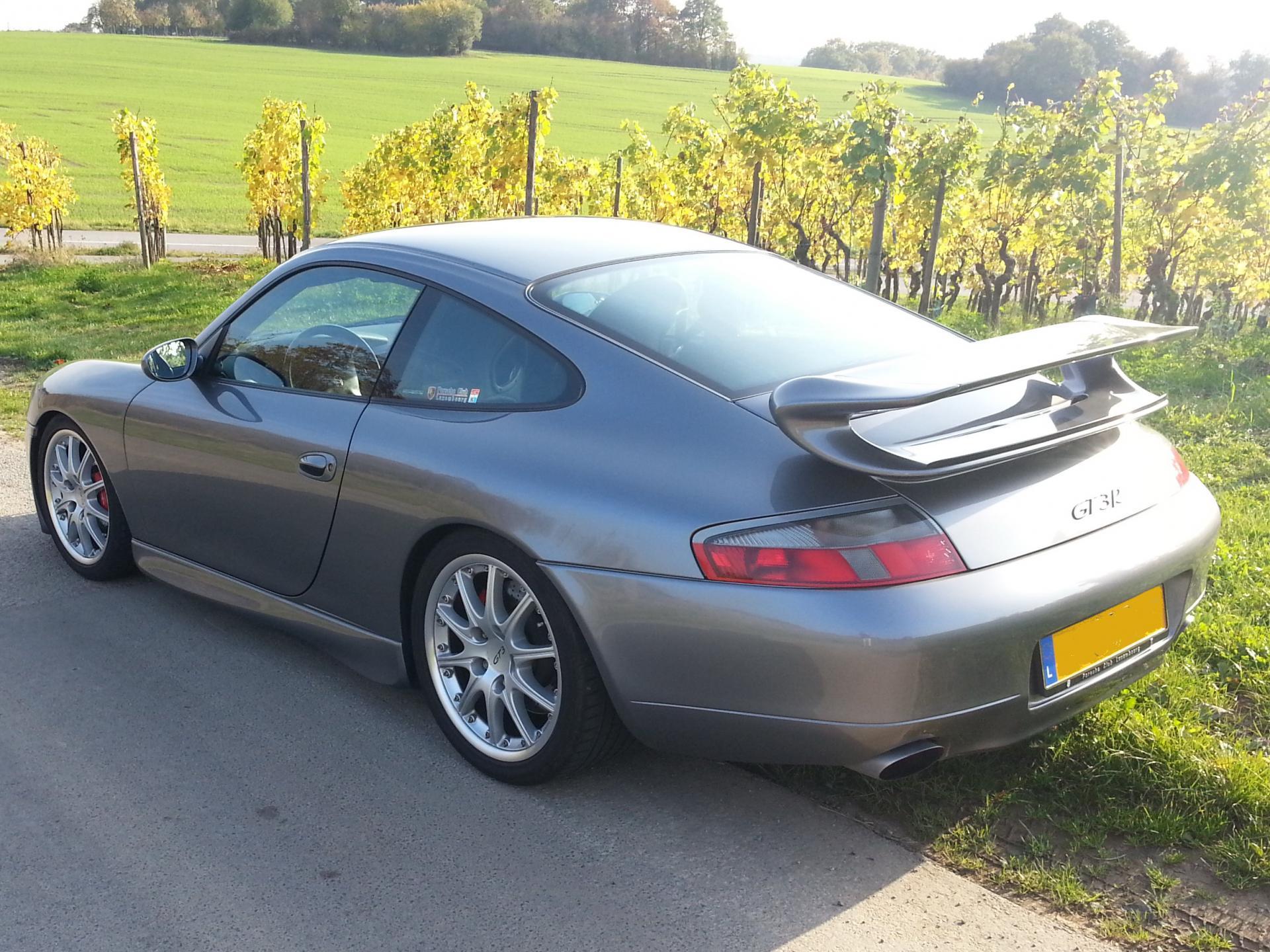 Porsche 996 GT3 360 ch (Porsche 996)
