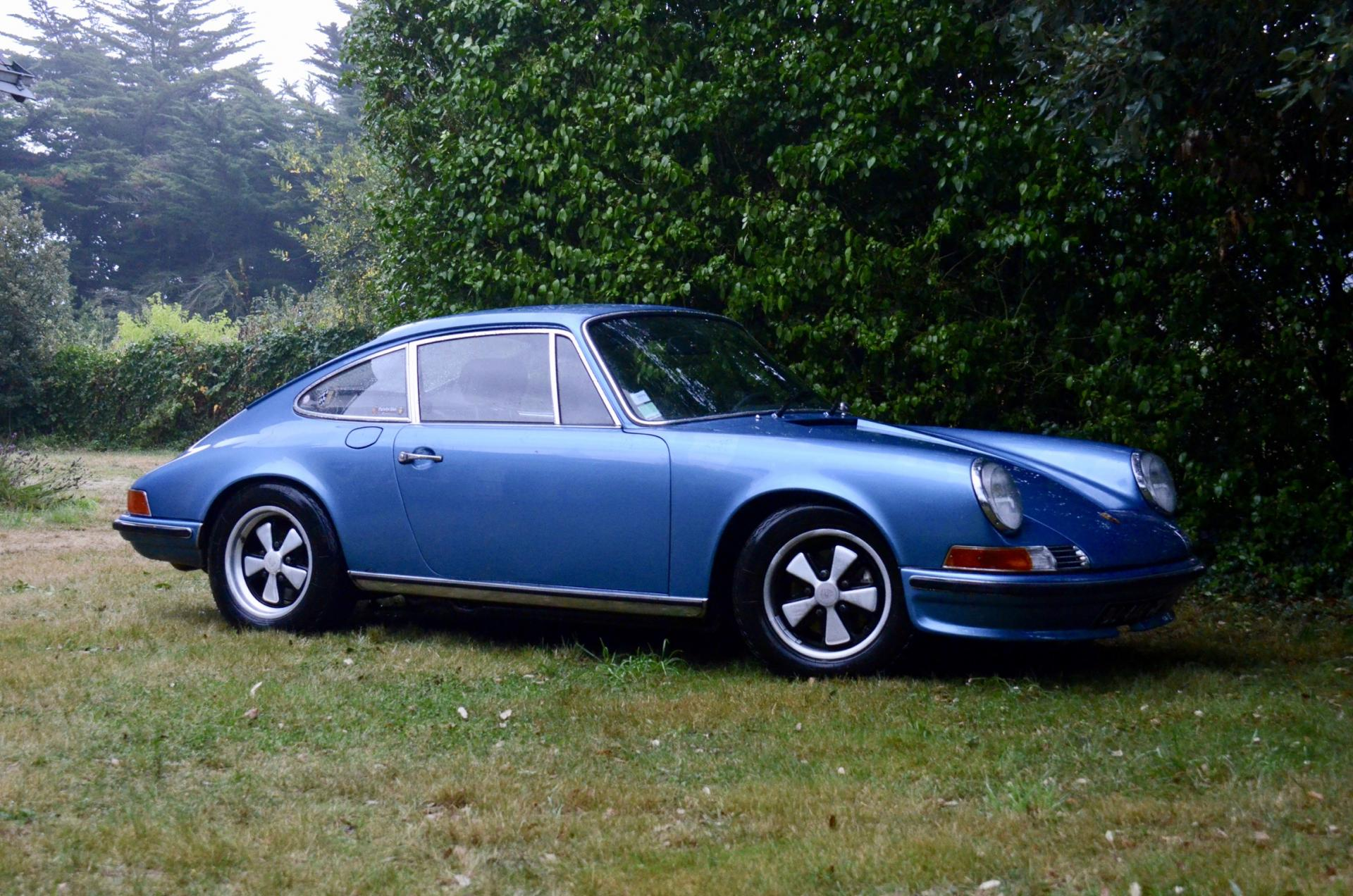 Porsche 911 S 2.4 (Porsche 911 classic (1964-1973))