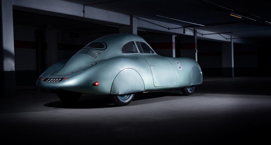 1939 porsche type 64 6
