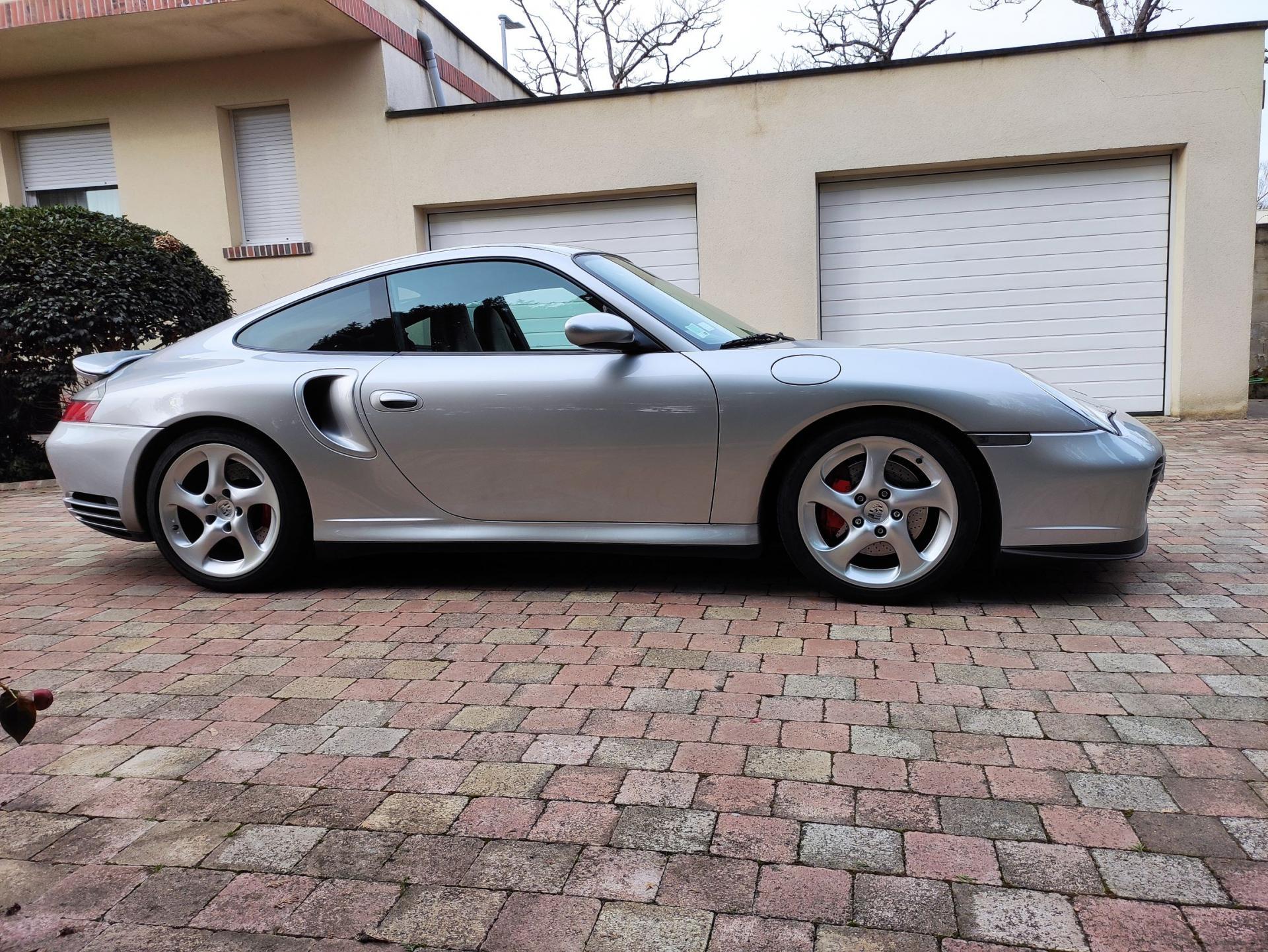 Porsche 996 Turbo (Porsche 996)