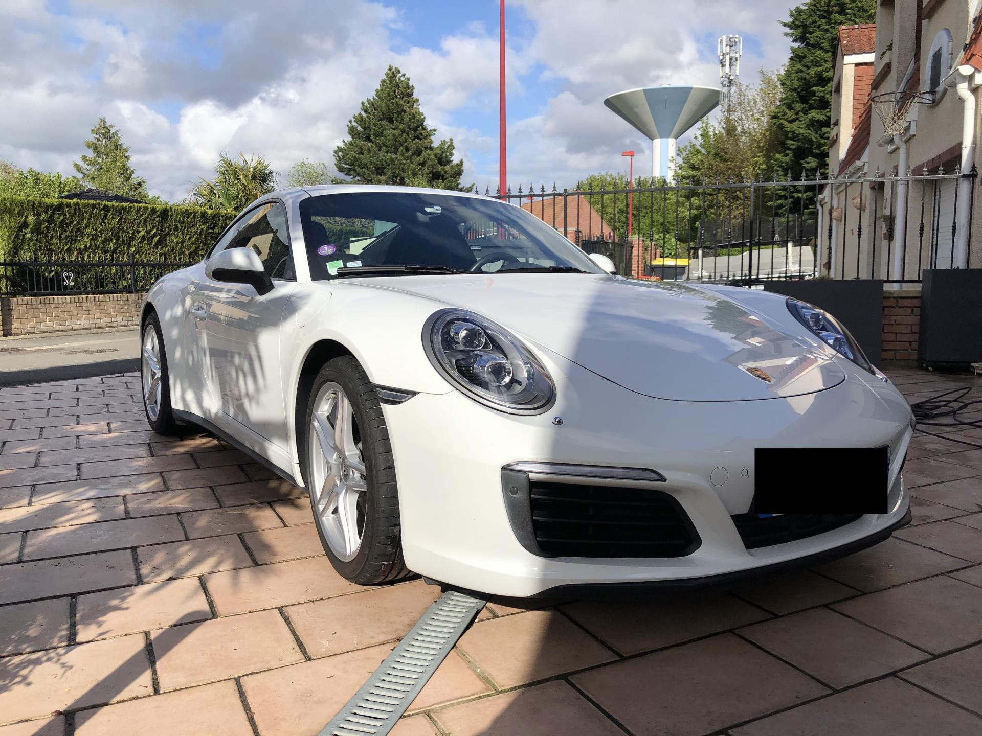 Porsche 991 Carrera 4 ph 2 (Porsche 991)