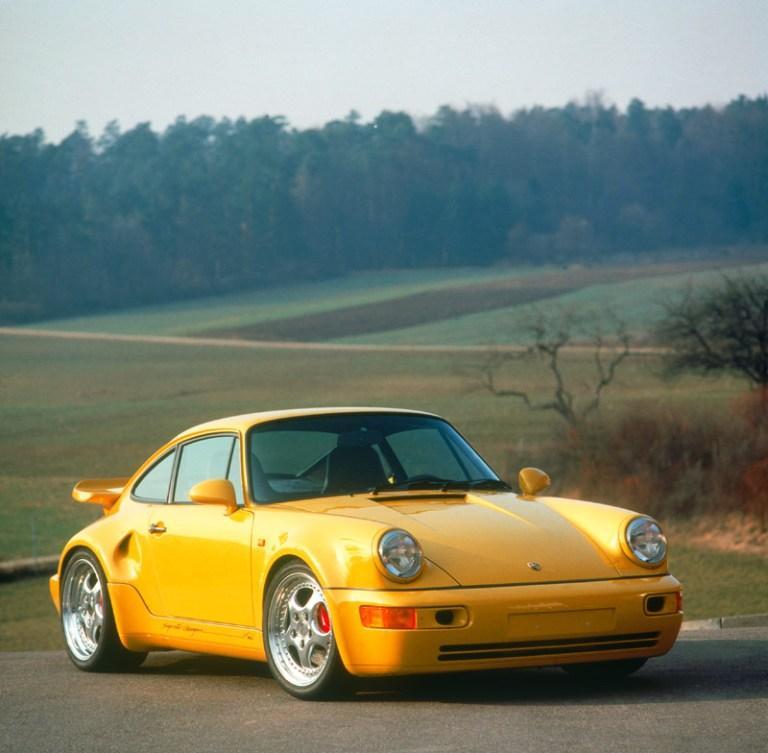 2 964 turbo s light