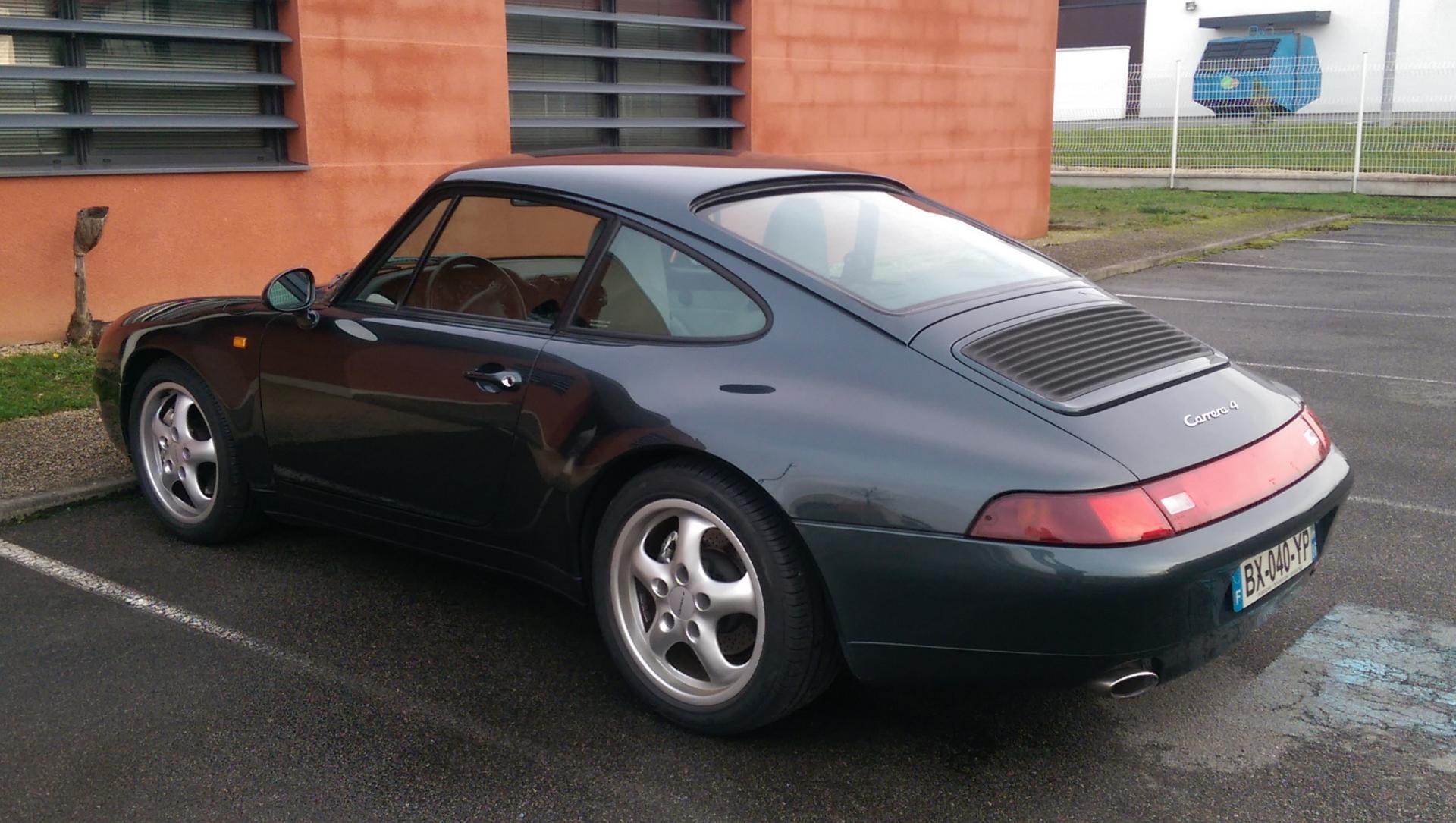 Porsche 993 272 ch Carrera 4 (Porsche 993)