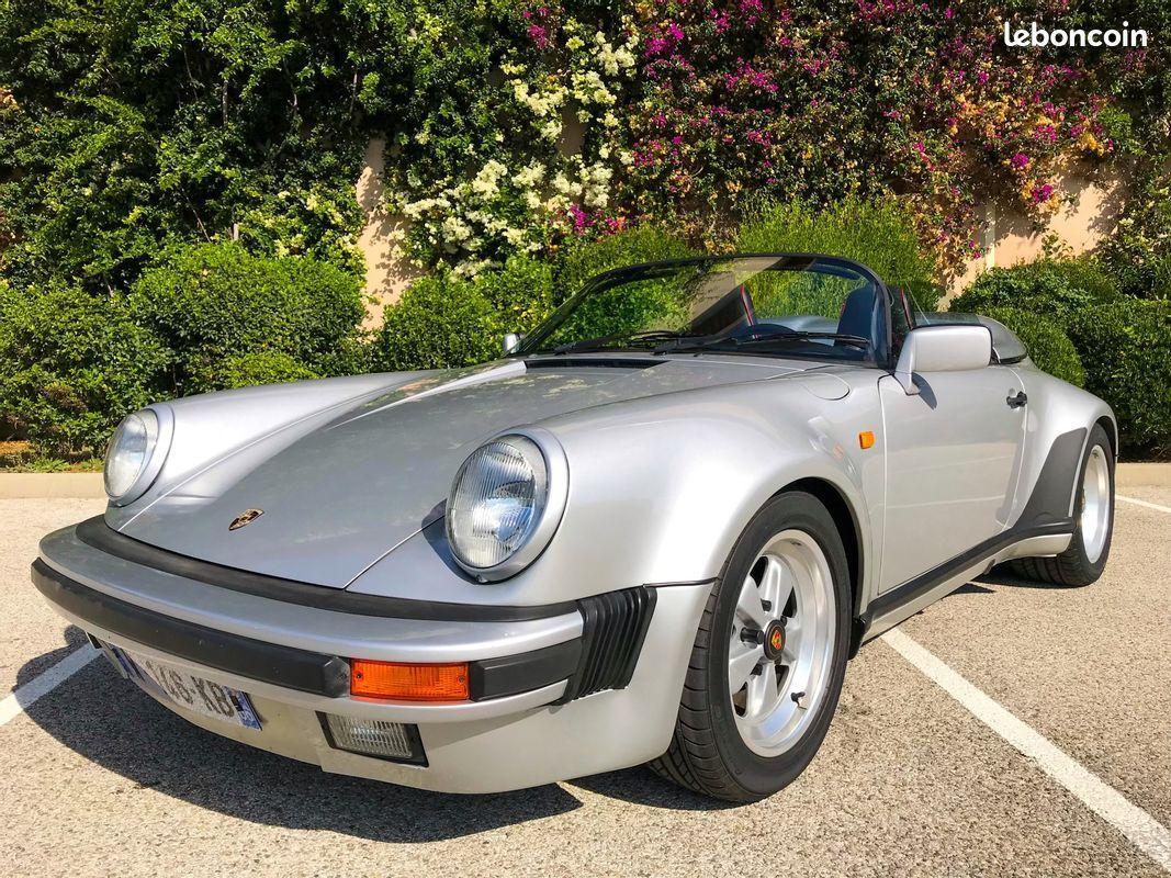 Porsche 911 Carrera 3.2 Speedster (Porsche 911 caisses G (1974-1989))
