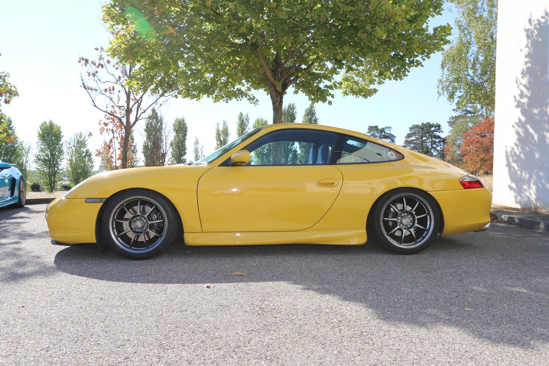 Porsche 996 3.6 Carrera 2 (Porsche 996)