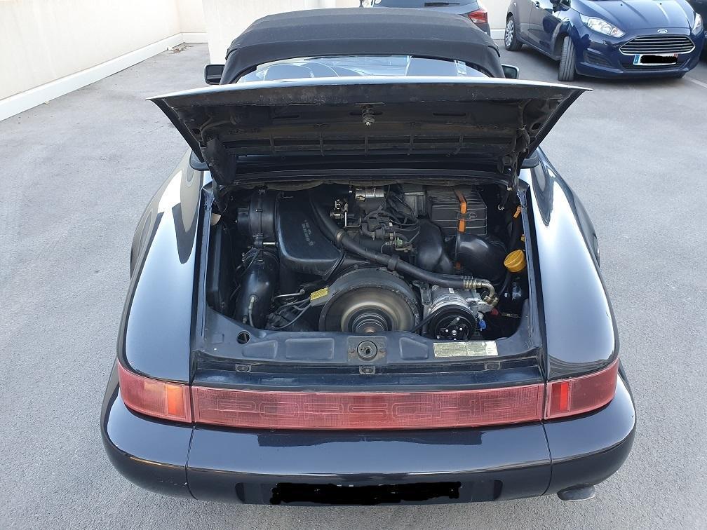 Porsche 964 Carrera 4 Cabriolet (Porsche 964)