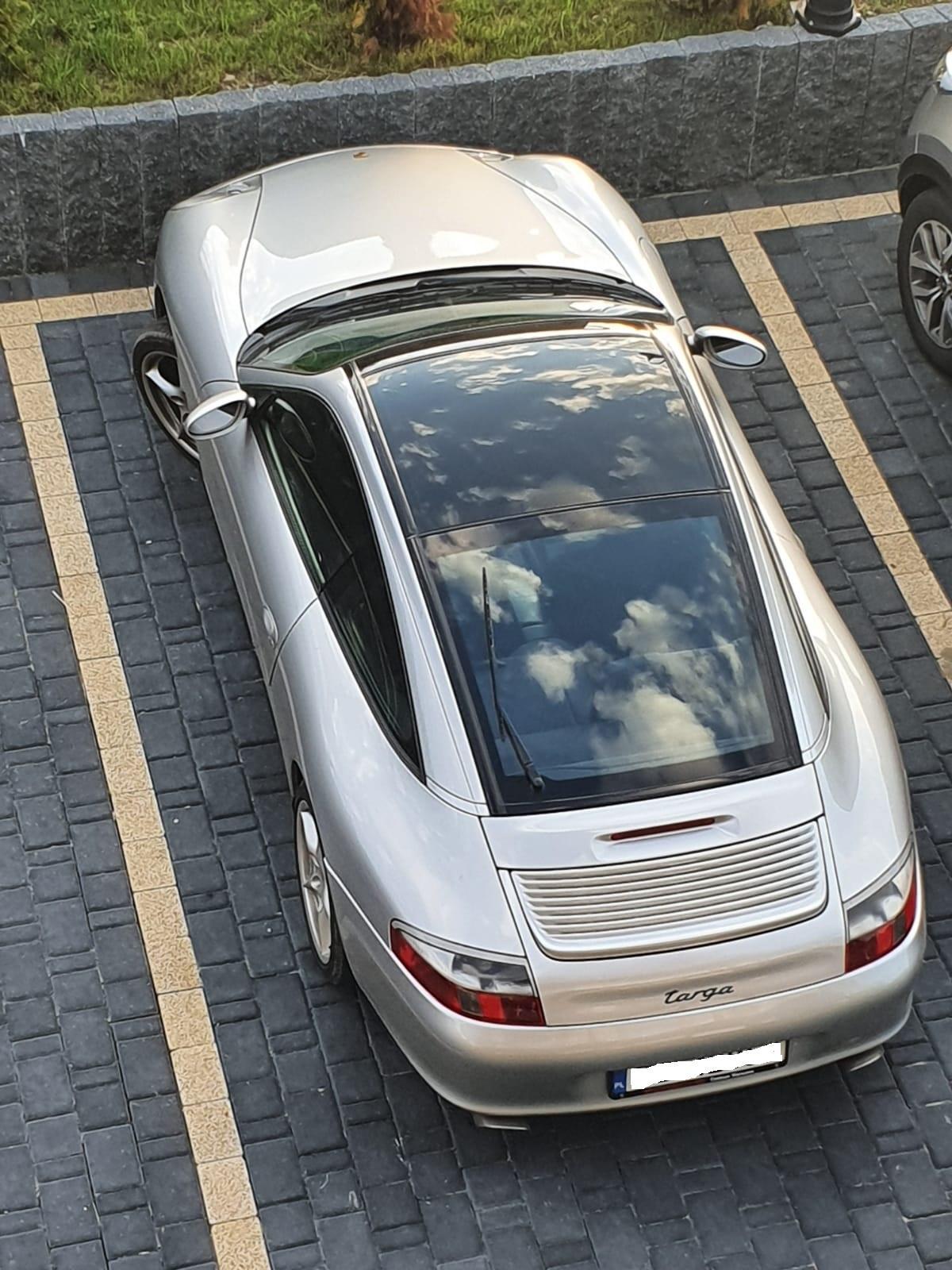 Porsche 996 Targa (Porsche 996)