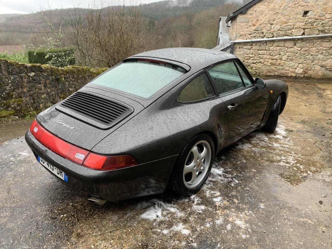 Porsche 993 285ch Carrera 4 (Porsche 993)