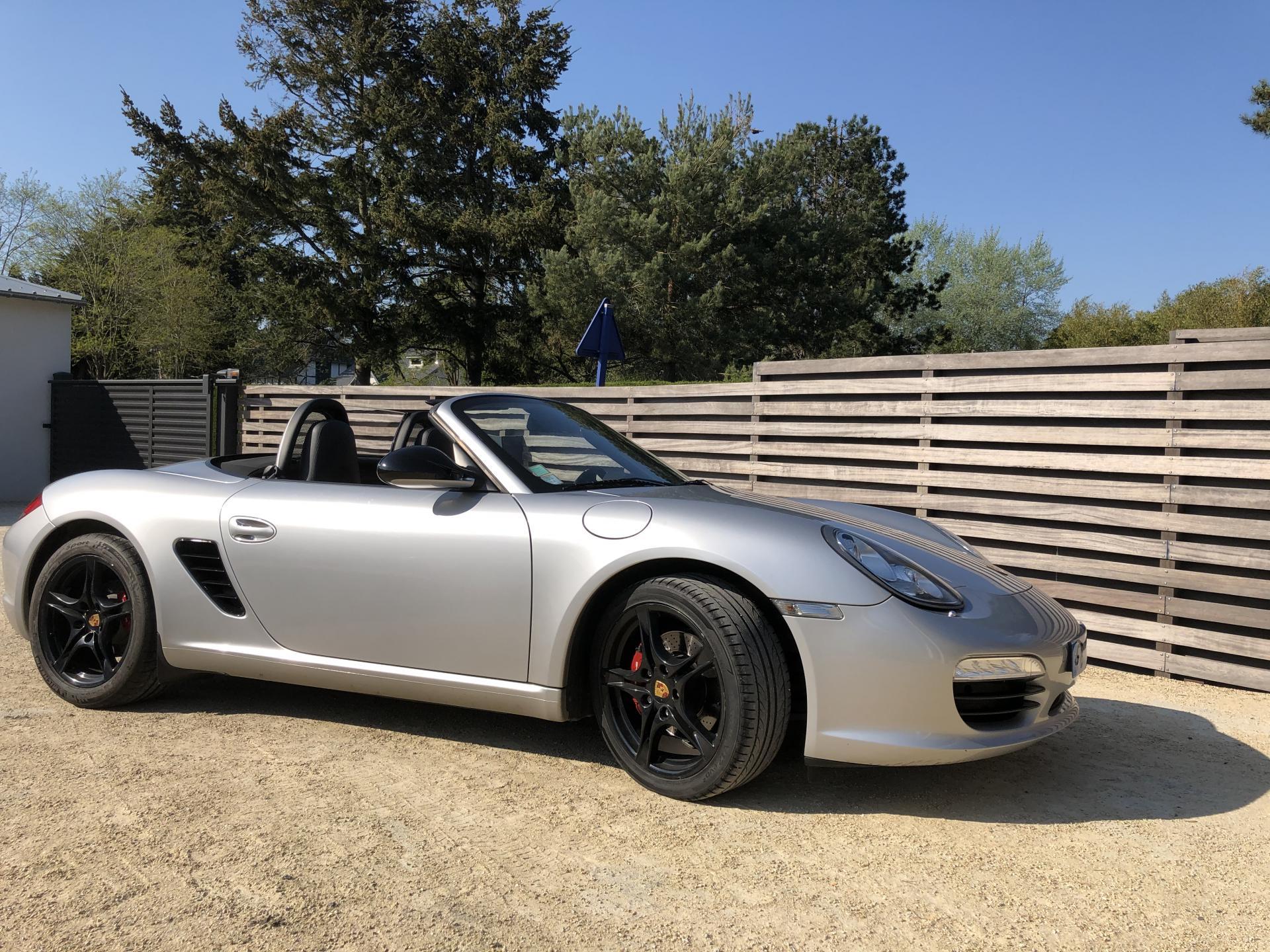 Porsche Boxster 2.9 (Boxster)