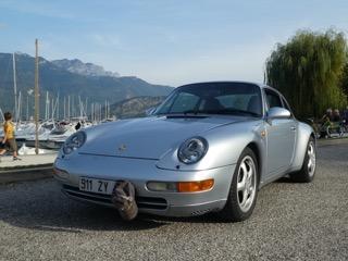 Porsche 993 285ch Carrera 2 (Porsche 993)
