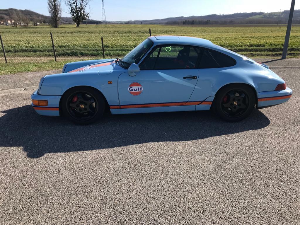 Porsche 964 Carrera 2 (Porsche 964)