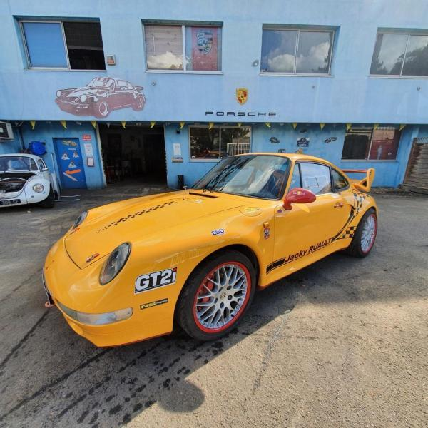 Porsche 993 Bi-Turbo (Porsche 993)