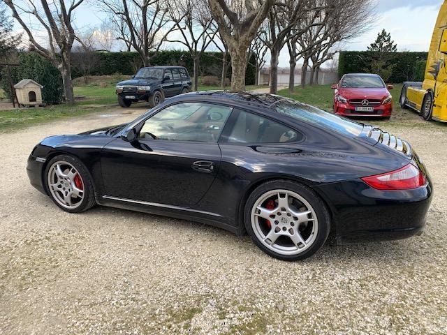 Porsche 997 Carrera 4S 355ch (Porsche 997)
