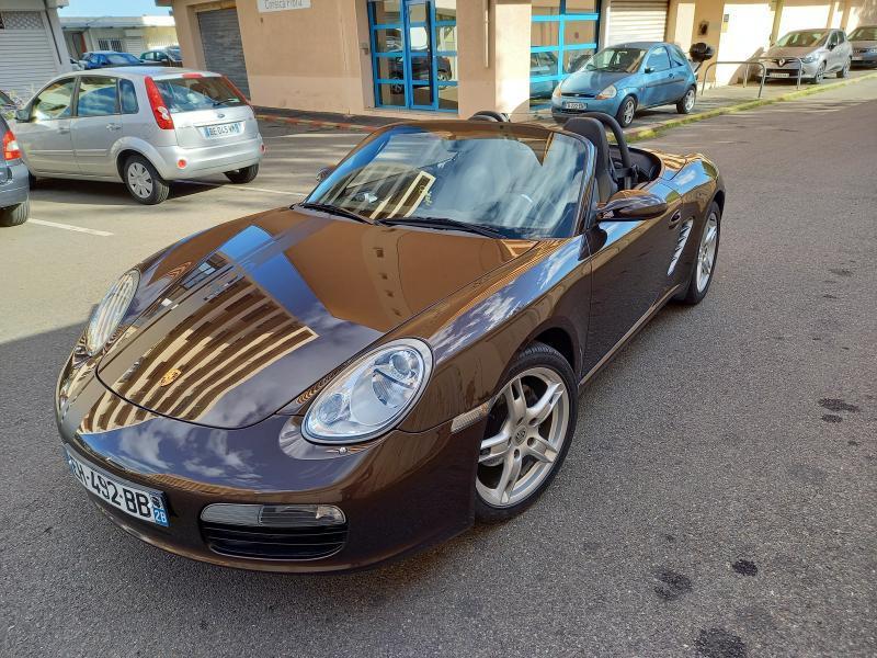 Porsche Boxster 987 2.7 245ch (Boxster)