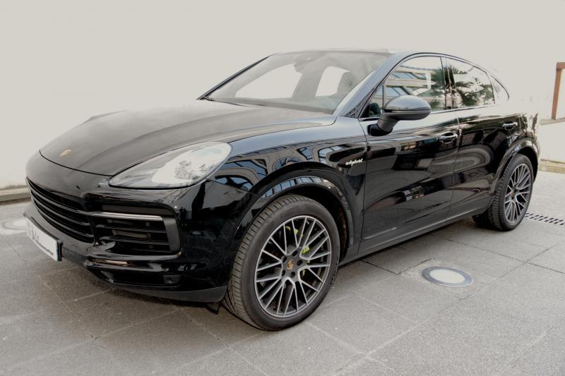 Porsche Cayenne S E-Hybrid  (Cayenne)